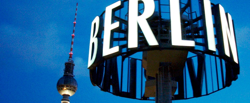 Berlim - Berliner Fernsehturm