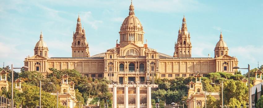 Museu Nacional de Arte da Catalunha - Barcelona