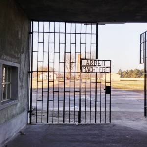 Sachsenhausen - Entrada