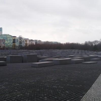 Memorial dos judeus mortos na Europa