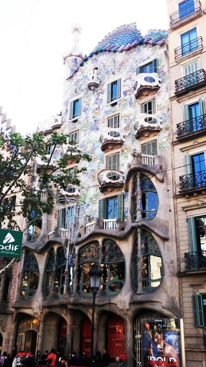 Casa Batlo - Barcelona
