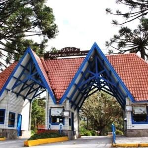 Entrada Parque do Caracol