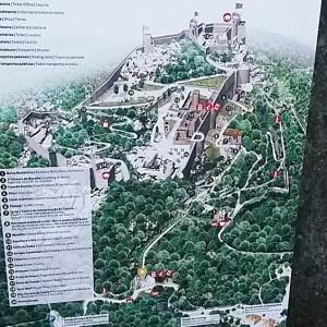 Mapa da Quinta da Regaleira