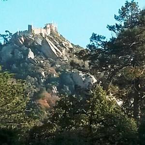 Castelo do Mouros Sintra