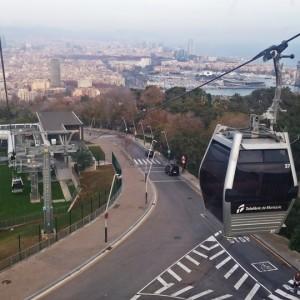 Teleferico Montjuic - Barcelona