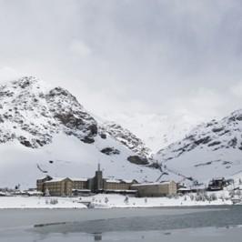 Bate e volta desde Barcelona para esquiar ou apenas ver neve – Vall de Núria ou La Molina