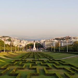 Parque Eduardo VII - Lisboa