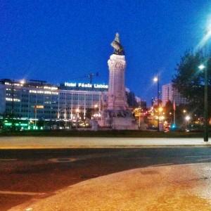 Praça Marques de Pombal - Lisboa