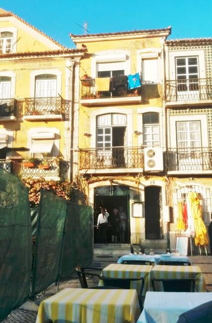 Restaurante em Belem - Lisboa