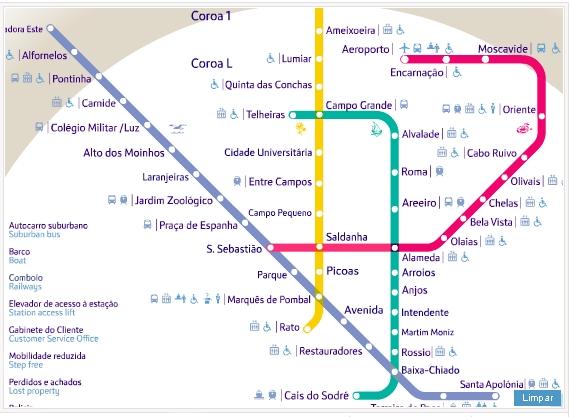 mapa de metro de lisboa portugal mapa metro lisboa   Será que volto? mapa de metro de lisboa portugal